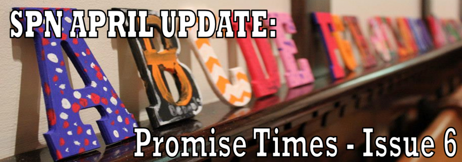Promise Times Issue 6 Slider